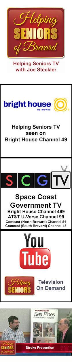 Helping Seniors TV - Stroke Prevention
