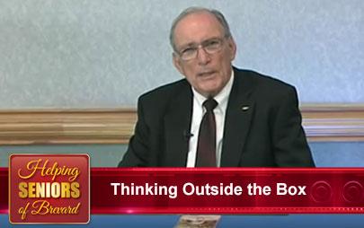 Helping Seniors - Thinking Outside the Box