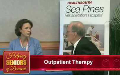 Helping Seniors TV - Outpatient Therapy