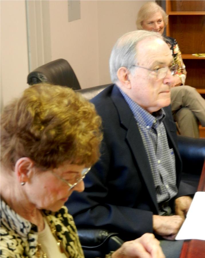 Joe Steckler leads Senior Advocacy Council