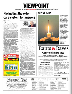 Hometown News - Navigating-the-Elder-Care-System