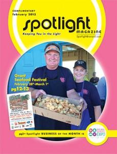 Spotlight Magazine - February 2015