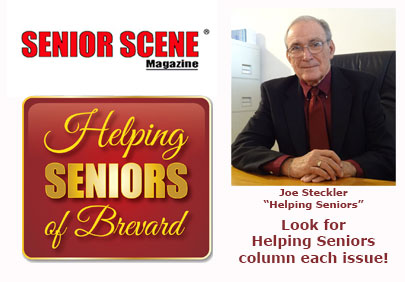 Helping Seniors in Senior Scene Magazine