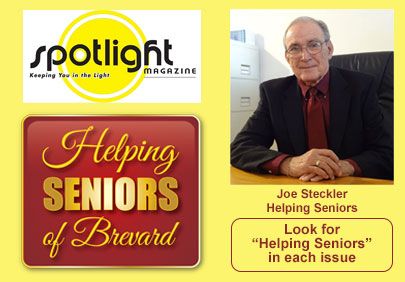Helping Seniors in Spotlight Magazine