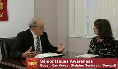 Senior Issues Awareness