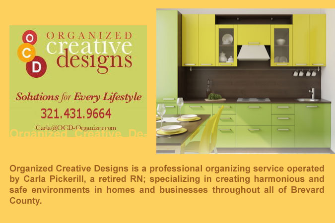 Organized Creative Solutions - Helping Seniors Proivder