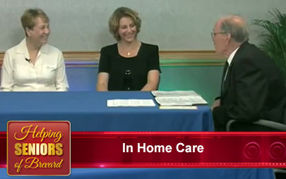 Helping Seniors - In Home Care
