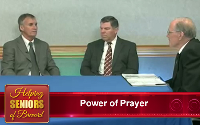 Helping Seniors - The Power of Prayer