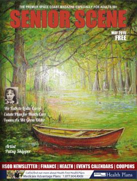 Senior Scene Magazine - May 2015