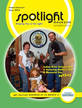 Spotlight Magazine - May 2015
