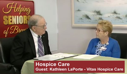 Hospice Care on Helping Seniors TV