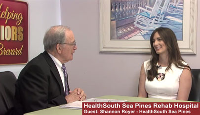 HealthSouth Sea Pines Rehab Hospital