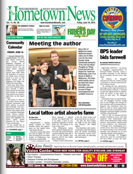 June 19 2015 - Hometown News