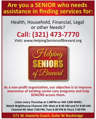 Helping Seniors Public Service Announcement