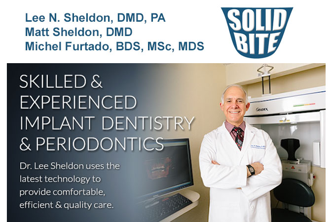 Solid Bite Dental - Dr. Lee Sheldon