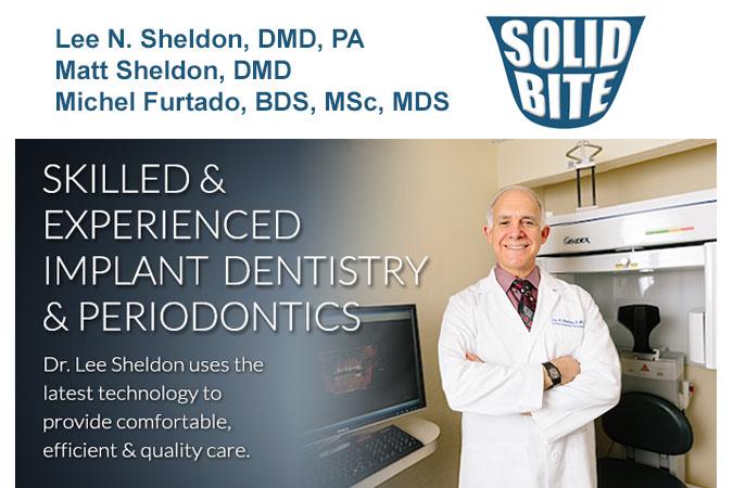 Solid Bite Dental - Dr. Lee Sheldon
