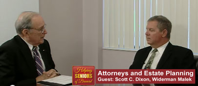 Estate Planning Attorney Scott Dixon