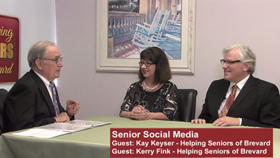 Helping Seniors - Senior Social Media