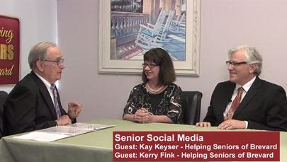Helping Seniors - Senior Social Media
