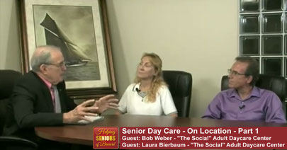 Senior Day Care On Location - Part 1