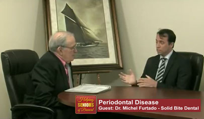 Periodontal Disease - Helping Seniors