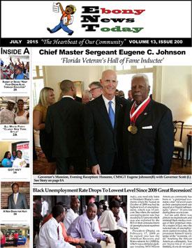 Ebony News Today - July 2015