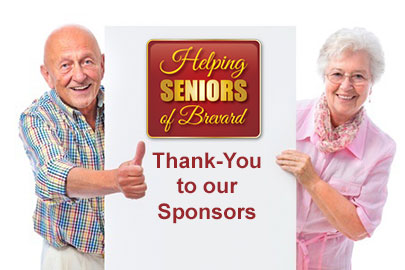 Thank You to Helping Seniors Sponsors