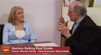 Seniors Selling Real Estate