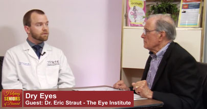 Dry Eyes - Helping Seniors TV