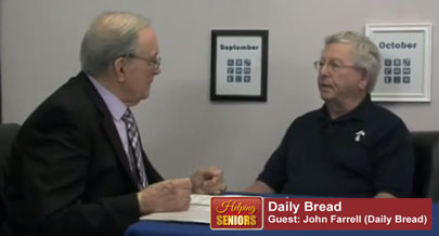 Daily Bread on Helping Seniors TV