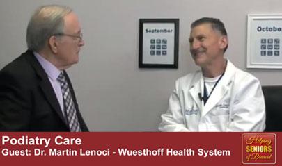 Dr Martin Lenoci on Helping Seniors TV