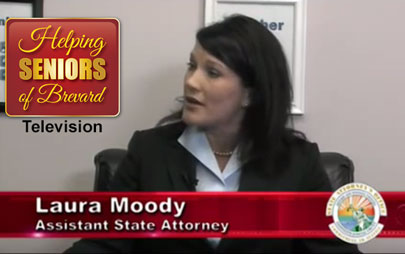 Assistant State Attorney Laura Moody