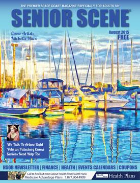 Senior Scene Magazine - August 2015