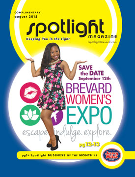 Spotlight Magazine - August 2015