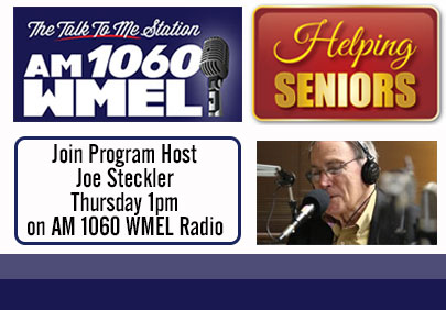 Helping Seniors Radio on AM 1060 WMEL