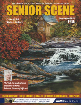 Senior Scene Magazine - Sep 2015