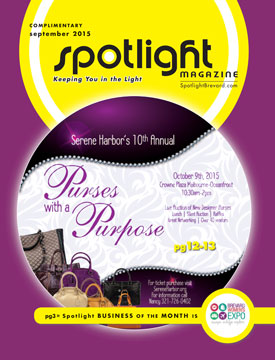 September 2015 Spotlight Magazine