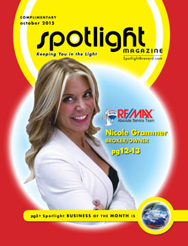 Spotlight Magazine - October 2015