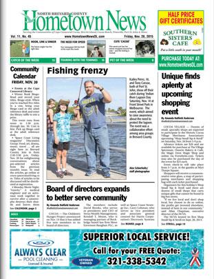 Hometown News - November 20 2015