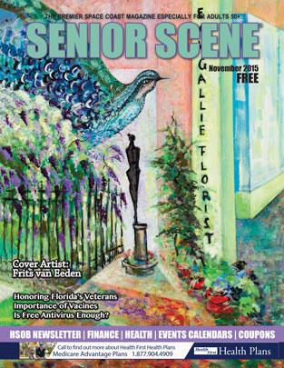 Senior Scene Magazine - November 2015