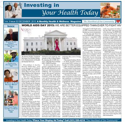 Ebony News Today - December 2015