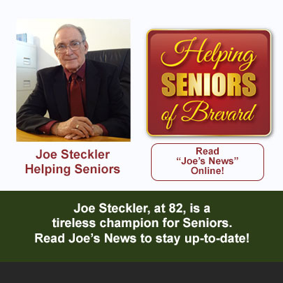 Joe's News on Helping Seniors of Brevard