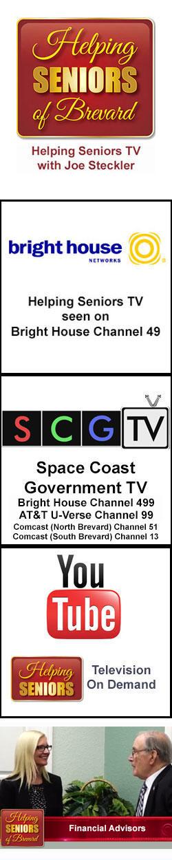 Financial Advisors on Helping Seniors TV