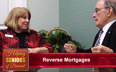 Helping Seniors TV - Reverse Mortgages
