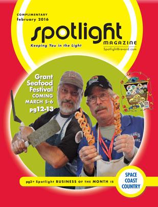 Spotlight Magazine - February 2016