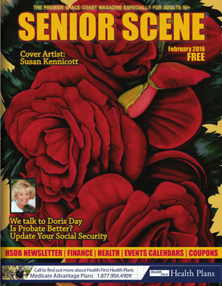 Senior Scene Magazine - February 2016