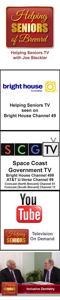 Helping Seniors TV - Inclusive Dentistry