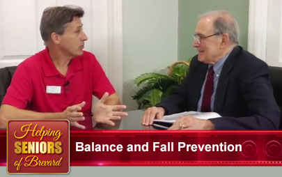 Helping Seniors TV - Balance and Fall Prevention