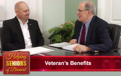 Helping Seniors TV - Veteran's Benefits