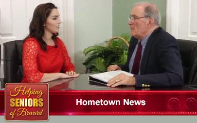 Helping Seniors TV - Hometown News